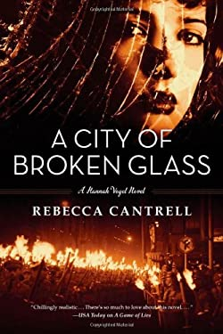 A City of Broken Glass 9780765327345