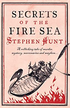 Secrets of the Fire Sea 9780765327673