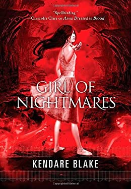Girl of Nightmares 9780765328663