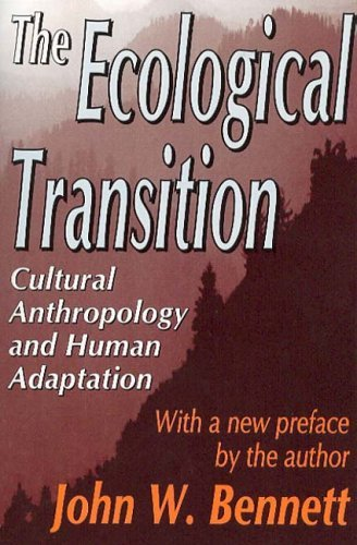 The Ecological Transition 9780765805348