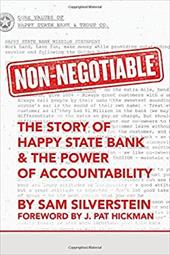 Non-Negotiable: The Story of Happy State Bank & The Power of Accountability 22388877