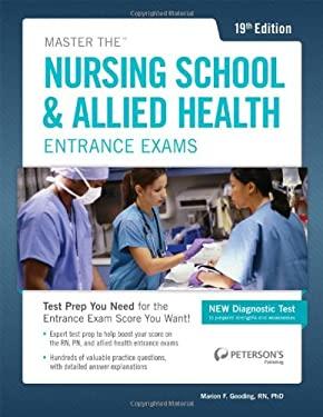 Master the Nursing School & Allied Health Exams Entrance Exam