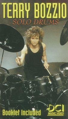Terry Bozzio -- Solo Drums: Video