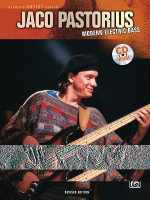 Jaco Pastorius -- Modern Electric Bass: Book & CD [With CD]