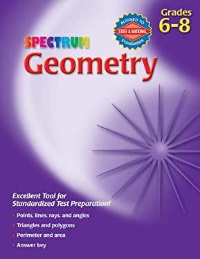 Geometry, Grades 6 - 8 9780769663265