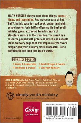 99 Thoughts for Youth Workers: [Random Insightful Tips for Anyone in Youth Ministry] 9780764463013