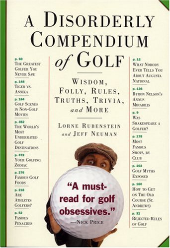 A Disorderly Compendium of Golf 9780761140849