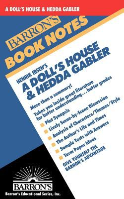 A Doll's House and Hedda Gabler 9780764191657