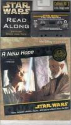 A New Hope Read-Along: With Book 9780763401955