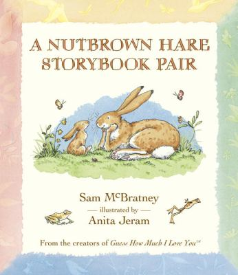 A Nutbrown Hare Storybook Pair: When I'm Big/Colors Everywhere 9780763642655