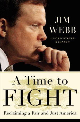 A Time to Fight: Reclaiming a Fair and Just America 9780767928359