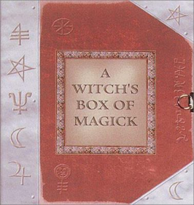 A Witch's Box of Magick 9780764175336