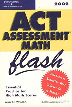 ACT Assessment Math Flash 9780768906288