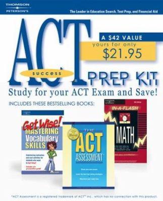 ACT Success Prep Kit, 1st Ed 9780768916089