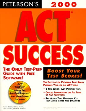 ACT Success [With CD-Practice Exams] 9780768902259