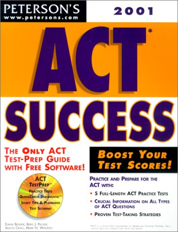 ACT Success [With CDROM] 9780768904062