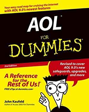 AOL for Dummies 9780764558115