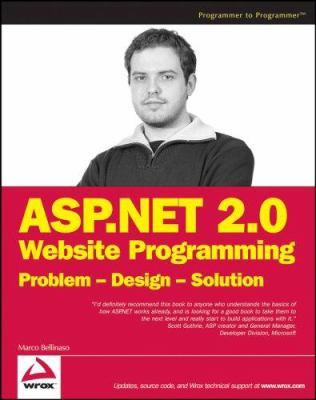 Image of ASP.NET 2.0 Website Programming: Problem - Design - Solution