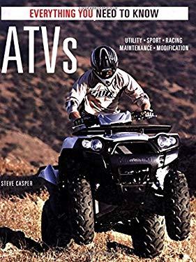 ATVs: Everything You Need to Know 9780760320426