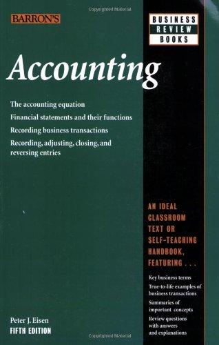 Accounting 9780764135477