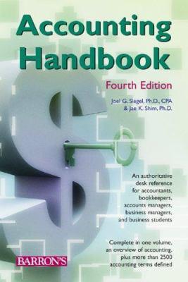 Accounting Handbook 9780764157769