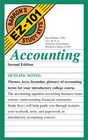 Accounting 9780764120015