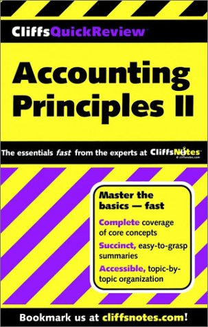 Accounting Principles II 9780764585654