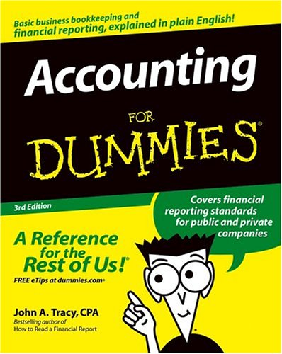 Accounting for Dummies 9780764578366