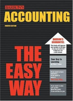 Accounting the Easy Way 9780764119767