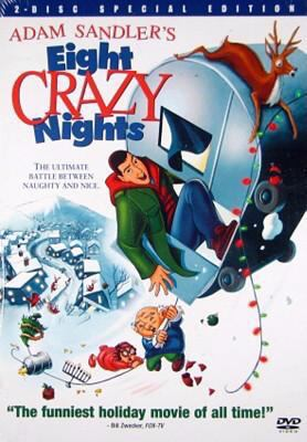 Adam Sandler's Eight Crazy Nights 9780767870634