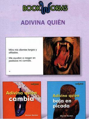 Adivina Quien 2 9780761428640