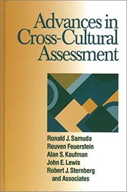 Advances in Cross-Cultural Assessment 9780761912125