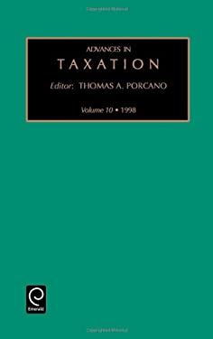 Advances in Taxation: Vol 10 9780762303366