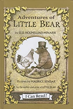Adventures of Little Bear (An I Can Read Book): Little Bear, Father Bear Comes Home, and A Kiss for Little Bear