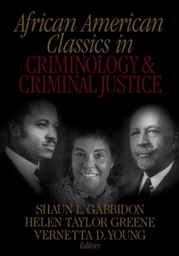African American Classics in Criminology and Criminal Justice 9780761924333