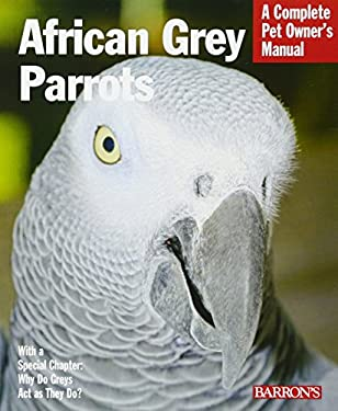 African Grey Parrots 9780764147418