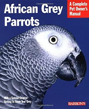 African Grey Parrots 9780764110351
