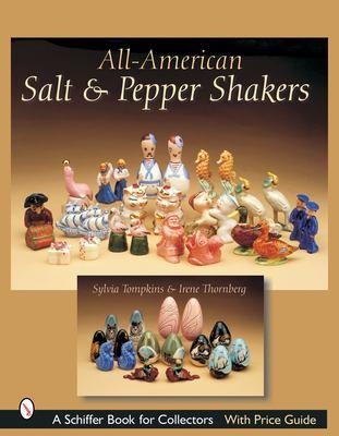 All-American Salt & Pepper Shakers 9780764316180