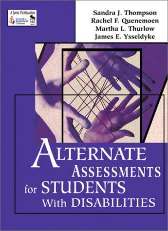Alternate Assessments for Students with Disabilities 9780761977735