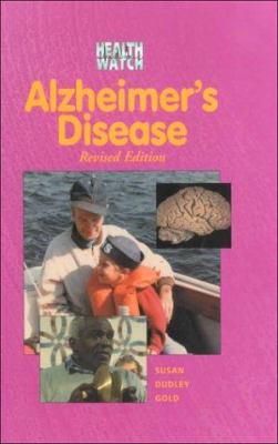 Alzheimer's Disease 9780766016507