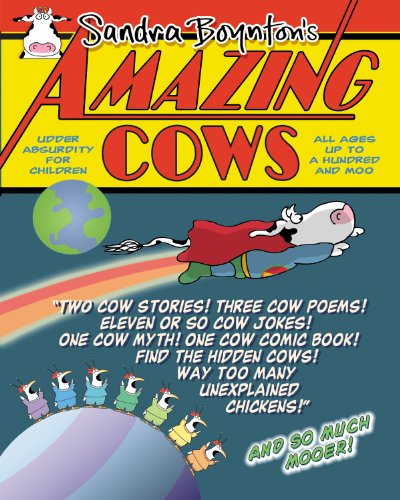 Amazing Cows!: A Book of Bovinely Inspired Misinformation 9780761162148