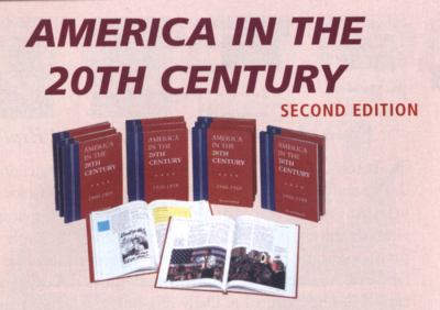 America in the 20th Century 9780761473640