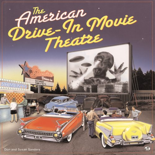 American Drive-In Movie Theater 9780760317075