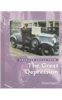 American Voices from the Great Depression