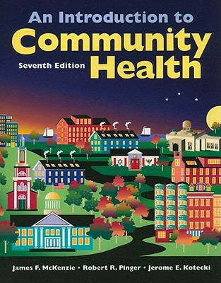 An Introduction to Community Health 9780763790110