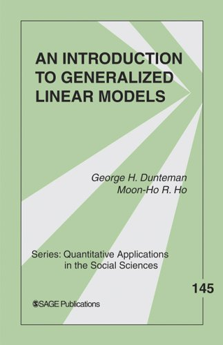 An Introduction to Generalized Linear Models 9780761920847