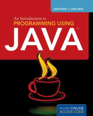 An Introduction to Programming Using Java 9780763790608