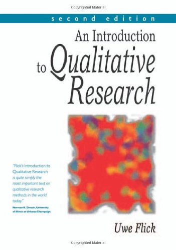 An Introduction to Qualitative Research 9780761974369