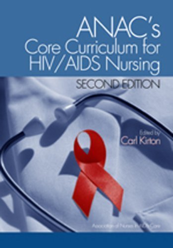 Anac's Core Curriculum for HIV/AIDS Nursing 9780761925811