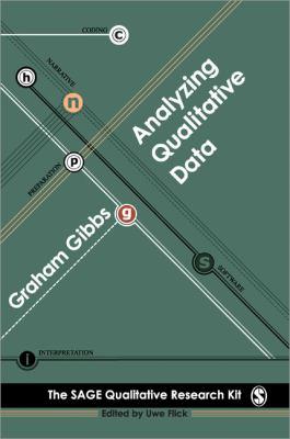 Analyzing Qualitative Data 9780761949800